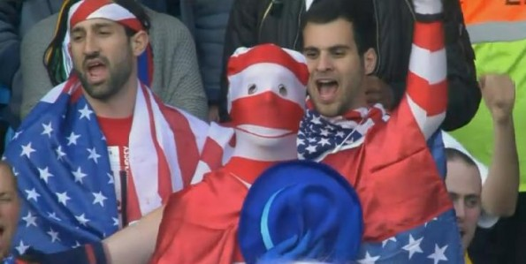 This is what true Team USA pride looks like