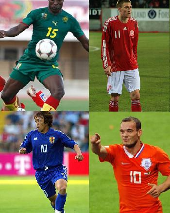 World Cup Preview Group E