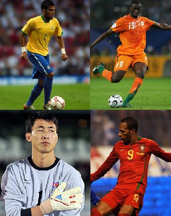 World Cup Preview Group G