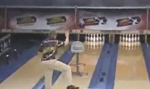 Best Bowling Trick-Shot Ever?