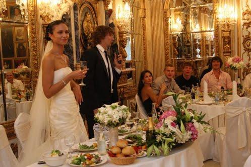 ovechkin wedding 2