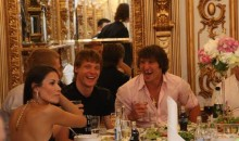 Ovechkin And Semin Play 'Wedding Crashers'