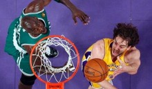 The Stat Line of the Night — 6/15/10 — Pau Gasol