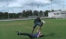 Top Florida College Recruit Sammy Watkins Lays Out Emo Kid