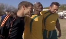 South African Prisoners Get World Cup Fever