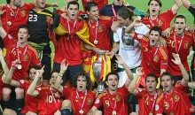 This Day In Sports History (June 29th) – Spain Men's Soccer Team