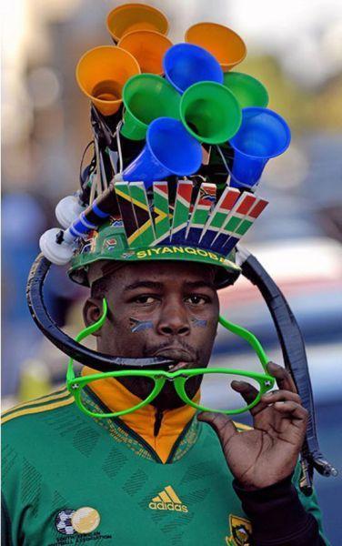 vuvuzela hat