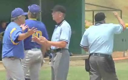wally backman ejected