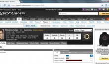 Picture Of The Day: Player #666 on Yahoo's roster is…