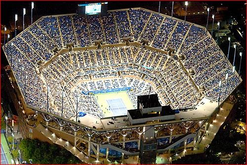 Arthur Ashe Stadion – Wikipedia