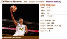 DeWanna Bonner Had The WNBA's Best/Worst Name