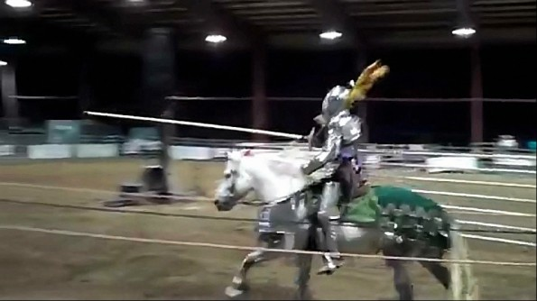 Is Jousting Back