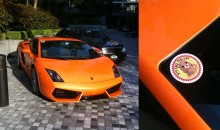 Lamborghini Gets Pedo Bear Stamp Of Approval