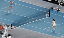 Picture Of The Day: Who Let M.C. Escher Design This Tennis Court?