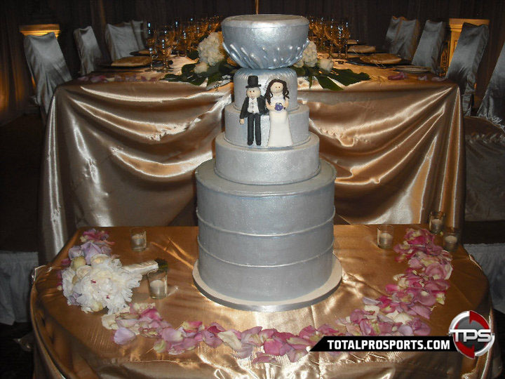 Picture Of The Day: This Stanley Cup Takes The Cake | Total Pro Sports