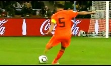 The Best Goals Of The World Cup…Thus Far (Videos)