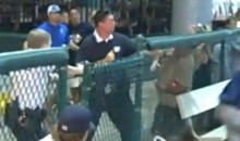 Here Is Another Baseball Fan Getting Tased