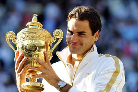 This Day In Sports History (July 5th) - Roger Federer ...