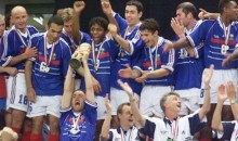 This Day In Sports History (July 12th) – France Men's Soccer Team