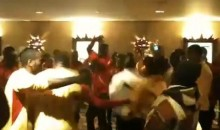 Ghana Dances Their Way Into Today's Quarterfinal