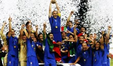 This Day In Sports History (July 9th) – Italy Men's Soccer Team