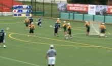 Japan Executes Lacrosse Hidden-Ball Trick To Perfection (Video)
