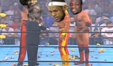 Are LeBron, Bosh And Wade The New NWO? (Parody)