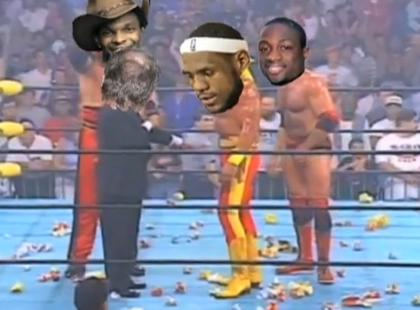 miami heat nwo