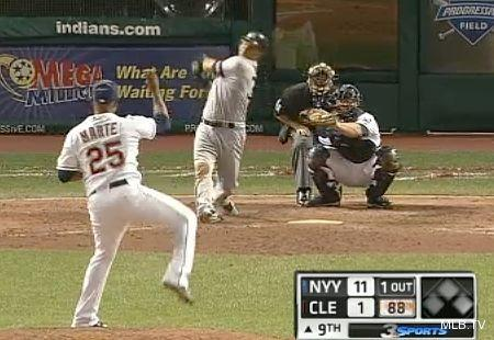 nick swisher strikes out