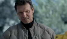 A Snowball Fight With Randy Johnson Is Not A Good Idea