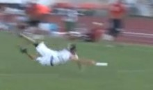 This Unbelievable Ultimate Frisbee Catch Is A Must See! (Video)