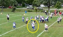 Amazing Youth Football KO Hit (Videos)