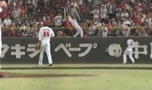 Hiroshima Carp Catch Of The Year – The Sequel (Video)