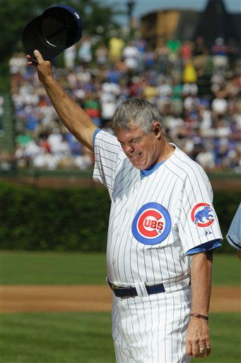 Lou Piniella Crying
