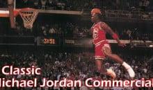 9 Classic Michael Jordan Commercials