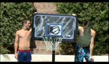 Pool Basketball Domination is Dominant (Video)