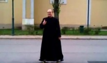 Meet Hungary's Skateboarding Priest (Video)