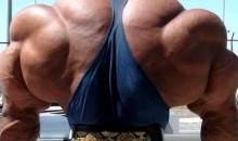 Picture Of The Day: The Disgusting Side Of Bodybuilding