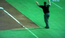 Another MLB Ump Blows Call.  Time For Instant Replay Yet? (Video)