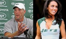 Did Brett Favre Send Jenn Sterger Pictures Of His Dong?