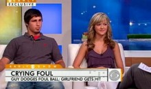 "Astros' Foul Ball Couple Announce Break-Up On ""Early Show"""