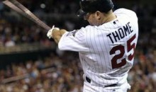 The Stat Line of the Night — 8/17/10 — Jim Thome