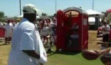 "Will This ""Porta-John Drill"" Help The KC Chiefs Win Some Games? (Video)"