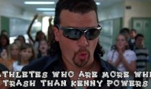 9 Athletes Who Are More White Trash Than Kenny Powers