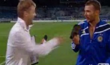 Andriy Shevchenko Is A World Class Pickpocket (Video)