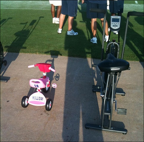 trindon holliday mini bike