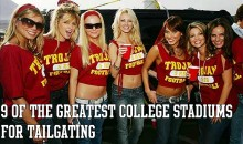 9 of the Greatest College Stadiums for Tailgating