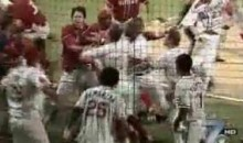 Here Is Yet Another Baseball Brawl (Video)