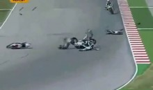 Moto2 Racer Shoya Tomizawa Killed During Fatal Crash (Video)
