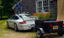 Picture Of The Day: A Porsche GT3 Was Not Meant For This